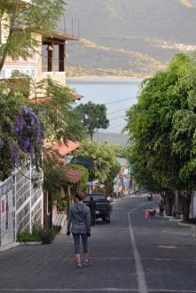 Vendors street
