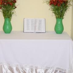 Praying area