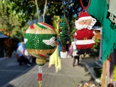 3 Christmass Ornaments